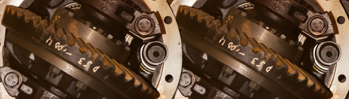 Differential and Rear Ends - General Truck Parts & Equipment